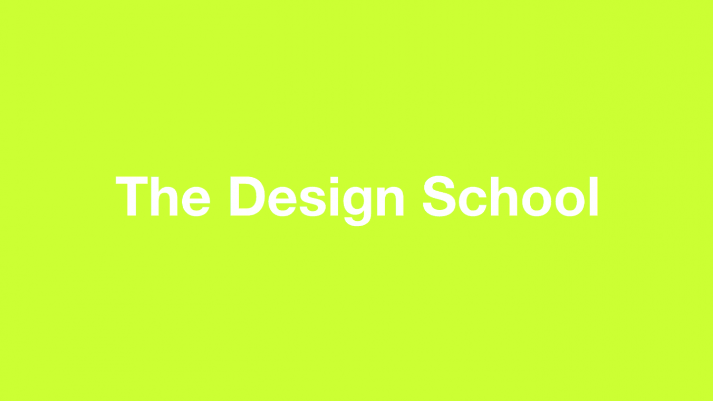 Preview image from The Design School